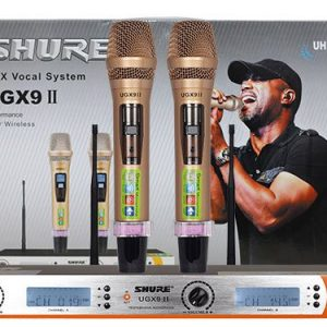 Mic Không Dây UGX99 II Shure